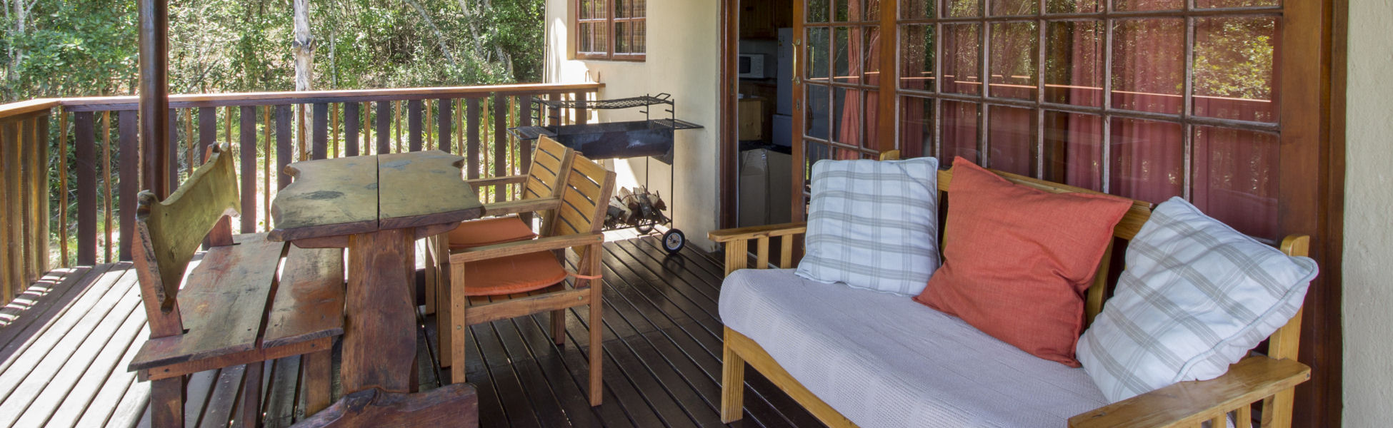 Garden Route Forest Accommodation
